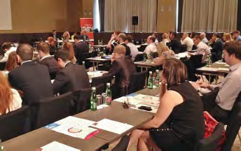 Fire Credit participa la Collection Europe 2015 la Viena