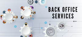 The back office service is an integrated part of our company's workflow.
